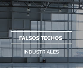 Falsos techos Industriales